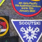 Scout clothing, scarves & badges
