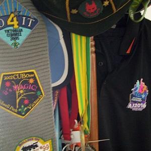 Retro Scout Merchandise