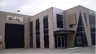 Exterior view of Scout Q Store