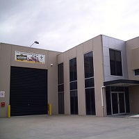 Q Store warehouse at Dandenong South