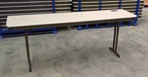 sebel indoor folding table