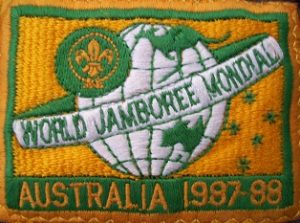 World Jamboree1988 Badge