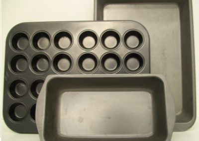 Assorted Baking Trays