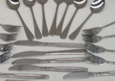 Cutlery Stainless Steel sets of 20