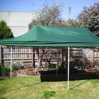 gazebo for hire from Scout Q Store