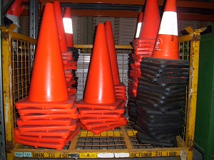 Witches Hats Safety Gear
