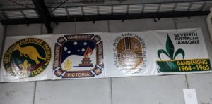 Scouts Events banner at Q Store