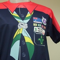 Rover Scout Centenary T Shirt for sale