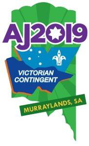 Scouts Victorian Contingent Badge AJ 2019 Logo