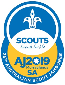 Australian Scout Jamboree 2019 Badge