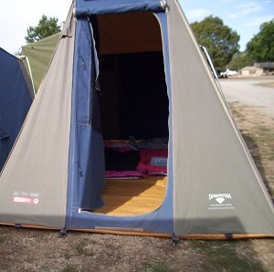 External Frame tent for Hire