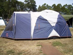 Tunnel Tent for Hire