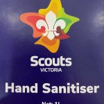 Scouts Victoria Hand Sanitiser