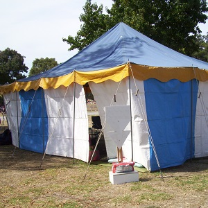 autotents for hire from Q Store